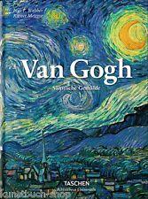 Fachbuch Vincent van Gogh, Sämtliche Gemälde, Bibliotheca Universalis, GÜNSTIG