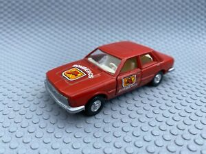 MIRA Spain Ford Taunus Cortina Bomberos Diecast Model 172