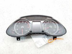 2013 Audi Q5 Speedometer Assy MPH 59k OEM 8R0920980T