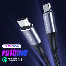 Type C to USB C Cable PD 100W Fast Charge Line Fast Data Transfer Cord 0.5/1/2M
