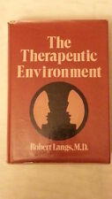 The Therapeutic Environment by Robert Langs (1979, Hardcover)