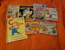Berenstain Bears Books (Lot 7) Shoot the Rapids, C is for Clown, Ghost of Forest