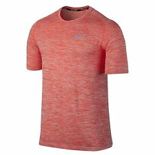 Mens Nike Running DRY KNIT SHIRT -Retail $80 -Dri FIT -833562 852 -Sz XL