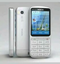 NOKIA C3-01 Silver PHONE - BLUETOOTH - 5MP CAMERA - 3G - WIFI