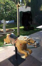 Antique/vintage 1952 Carousel Horse Cast Alluminum