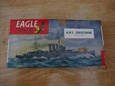L 52 RARE EAGLE Model Kit - H.M.S. Dorsetshire - 1/1200 - Sealed