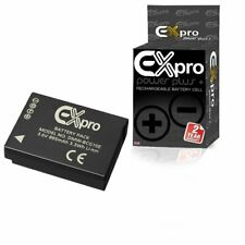 Ex-Pro Battery DMW-BCG10E for P@ DMC-ZS8 ZS9 ZX10 ZS15 ZS19 ZS20 ZX1 ZX3
