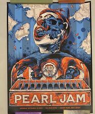 Pearl Jam - Very Rare 2021 Sea Hear Now Poster Ken Taylor Eddie Vedder