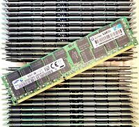 32Gb 48GB 64Gb 96Gb 128Gb Server Memory 16Gb PC3-12800R DDR3-1600Mhz ECC