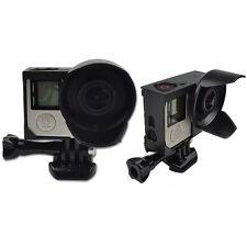 Anti- exposure Protective Housing Frame Case Mount For GoPro HERO 3 3+ 4 Camera