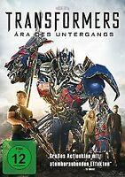 Transformers 4: Ära des Untergangs | DVD | Zustand gut