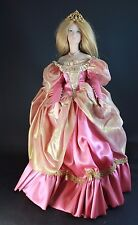 Franklin Mint Heirloom - CINDERELLA - Porcelain Doll