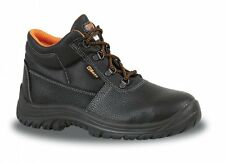 BETA TOOLS 7243B leather ankle shoe, with penetration proof insole WORK BOOTS 44