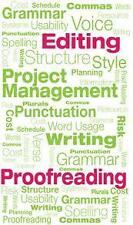 Editing & proofreading services for projects of all sizes and scope!