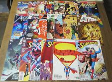 Eddy Barrows Collection#1!20 books:Superman! Teen Titans! Atom! 52! Action!F-VF+