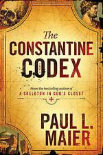 The Constantine Codex (Skeleton Series)-ExLibrary