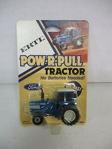 Ertl Die-Cast Pow-R-Pull Ford Tractor 1/64 #4093