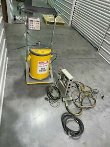 Gema Easytronic Volstatic PGC1 Powder Coating System