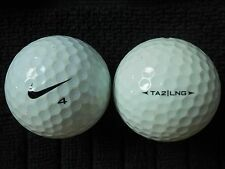 "20  NIKE ""TA 2 LONG""  - Golf Balls  -  ""PEARL/A""  Grades."
