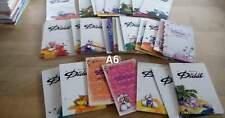 Diddl-Blöcke Freie Auswahl A4, A5 und A6  20 verschiedene Blätter Nr. 3 RAR