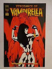 Vengeance of Vampirella Sniegoski Stinsman V. 1 #7 Harris Comics October 1994 NM
