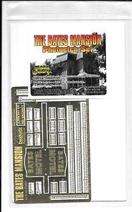 Para Grafix Psycho, The Bates Mansion Photo Gravure Détail Set pour Pll Kit, Pgx
