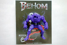 Venom Comics Miniature, Custom Made Plastic Action Figure, 60mm, Berserk, Rare