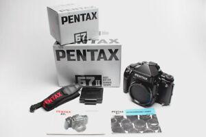 Pentax 67II 6x7 Mk II camera body + AE prism, excellent