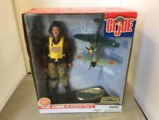 GI JOE PEARL HARBOR ARMY AIR CORPS PILOT DISPLAY SET NIB 53016