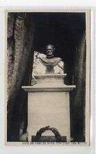 More details for headstone of luiz de camoes: macao postcard (c21047)