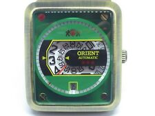 ORIENT Automatic Watch Vintage works great (3-167A)