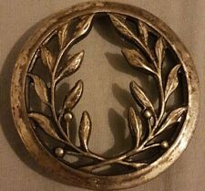 French Cap Badge