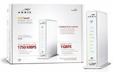 ARRIS Surfboard (24x8) Docsis 3.0 Cable Modem Plus AC1750 Dual Band Wi-Fi Router