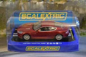 Scalextric - C2994 - Aston Martin DBS - Boxed