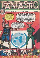 Fantastic #15 (1967) Johnny Future + Thor + X-Men + Iron Man - very high grade