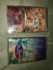 Lot of 2 Belly cassettes Star and King