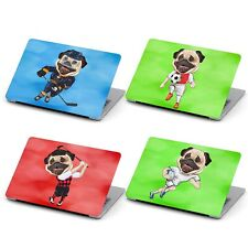 Azzumo Pug Sport Athlete Rugby Football Tennis Case Cover For the Apple Macbook