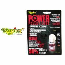 Napier 10ml Power Pellet Lube Airgun Air Rifle Gun Oil