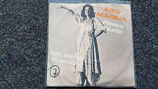 Imca Marina - Fiesta nuda 7'' Single SUNG IN DUTCH