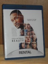 Collateral Beauty (Blu-ray Disc, 2017) Will Smith Edward Norton Kate Winslet