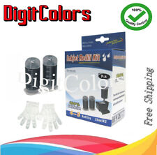 Cartridge Refill Kit For HP 564 HP564XL  Photo Black ink Cartridge with gloves