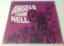 ANGELS FROM HELL~Rare 1968 TOWER Biker Acid Rock Soundtrack/Ost LP **SEALED**