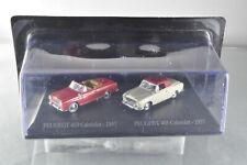 JK541 Universal Hobbies/Norev 1:87 HO 1957 Peugeot 403 Cabriolet Duo