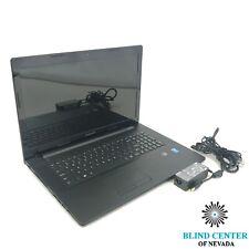 "New listing Lenovo G70-80 17"", i7-5500U, 8Gb Ddr3L, 128Gb Ssd, Dvdram, Win10, Abec95Ww"