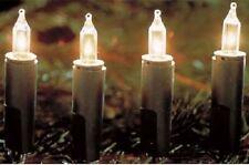 Mini guirlande lumineuse pour intérieur 35 pièces vert/transparent HELLUM 833515