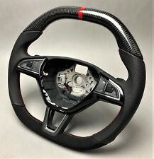 Lenkrad Skoda Octavia 5E & RS steering wheel Alcantara carbon volante volant