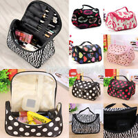 Ladies Big Travel Organizer Toiletry Cosmetic Make Up Holder Case Bag Pouch Wash