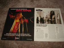 Janis Joplin article Hollywood Walk of Fame Star & Jane'S Addiction Dave Navarro