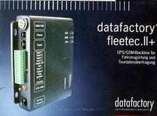 03-51-04192 GPS / GSM Black Box für Fahrzeugmontage FLEETEC II+