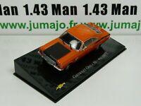 CVT34B voiture 1/43 IXO Salvat BRESIL CHEVROLET : Opala SS - 4cc 1975